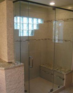 frameless enclosure