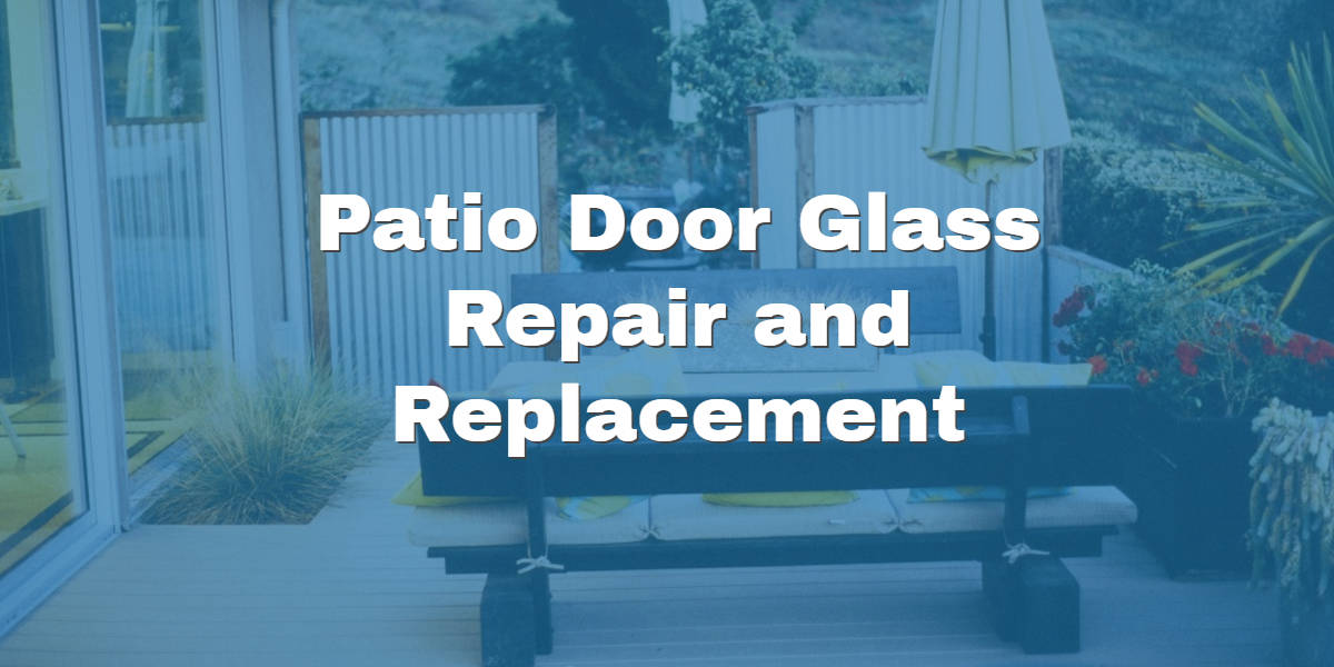 sliding patio door replacement window company banner