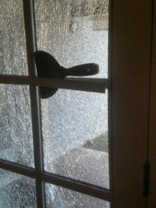 broken glass in door Casa Grande job