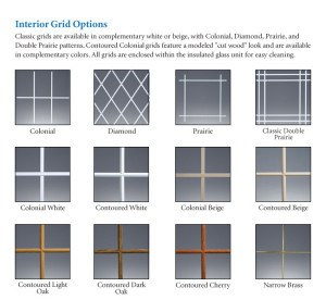 interior window grids
