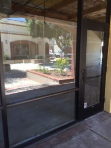 storefront window replacement in Peoria AZ