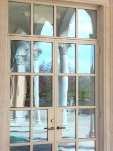 Peoria Glass Door