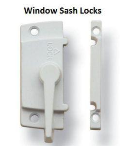 window sash lock replacement