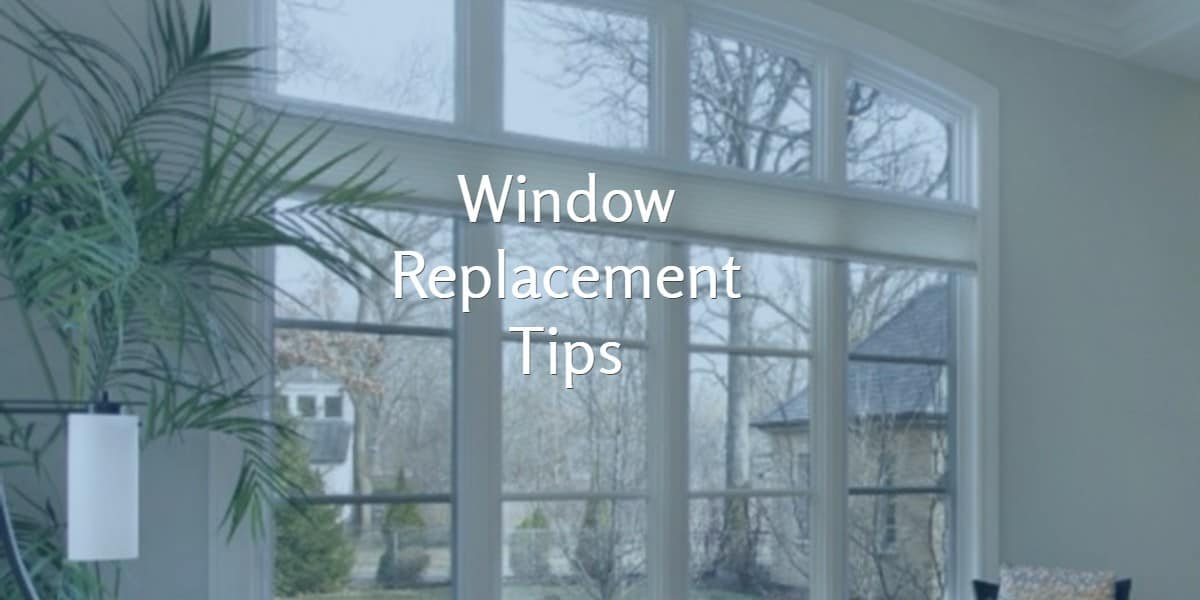 window replacement tips for Phoenix
