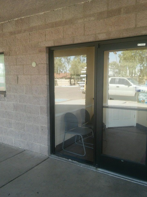 storefront door glass replacement