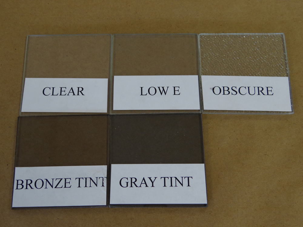 Dual Pane Glass Colors, Tints And Types