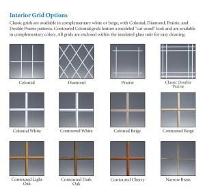 interior window grids