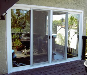 Sliding Arcadia Style Patio Door installed in Glendale AZ