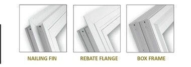 Types Of Fins For Replacement Windows And Patio Doors