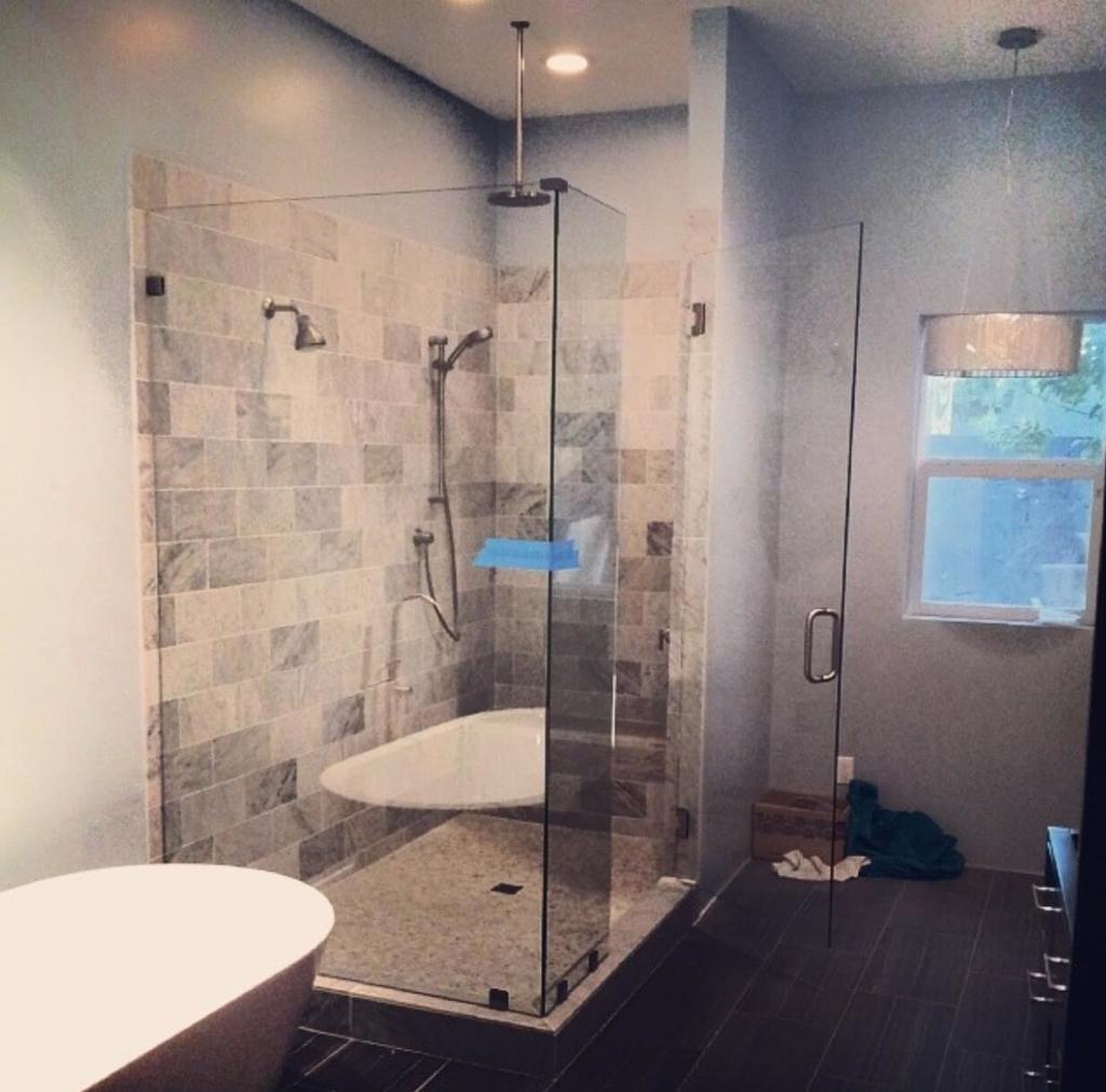Custom Shower Doors And Enclosures In Phx
